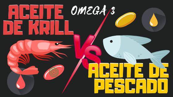 aceite de krill vs aceite de pescado